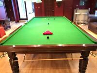 Snooker Table & Accessories