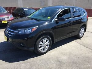 2014 Honda CR-V EX, Automatic, Sunroof, AWD, Only 20,000km