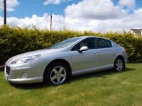 2009 Peugeot 407 1.6hdi ***only 48000 miles*** Silver,Diesel