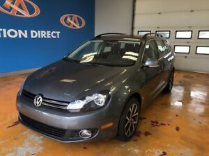 2014 Volkswagen Golf 2.0 TDI Comfortline HEATED SEATS/ ALLOYS...