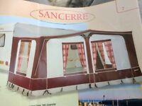 Eurovent Sancerre Caravan Awning