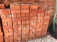 Block paver edging bricks