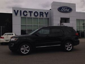 2016 Ford Explorer LEATHER, NAVIGATION, 4WD ONLY 9805 KM