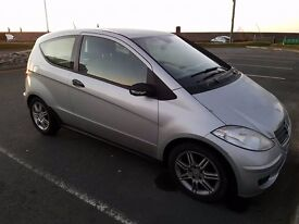 2006 '06' Mercedes A180 CDi Diesel A - Class SE - 60 Mpg, cheap to tax, drive and insure