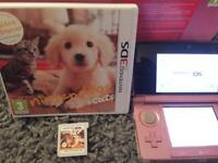 Nintendo 3DS Nintendogs and cats