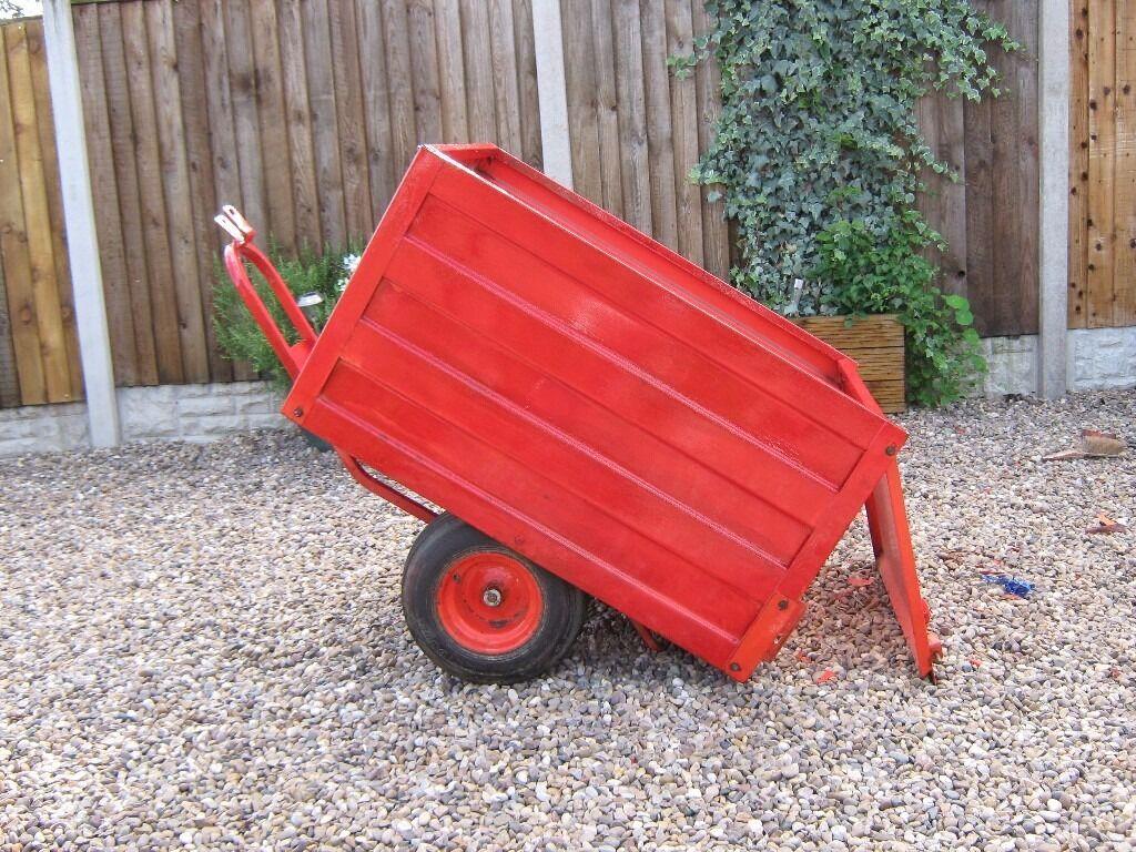 westwood mower trailertilt and tipgarden tractor trailer - Garden Tractor Trailer