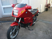 BMW K75 VERY LOW MILES, EXCELLENT RELIABLE MACHINE