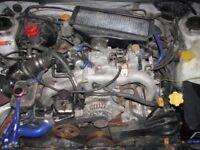 Subaru Impreza WRX 5 Speed Gearbox TY752VB3AA