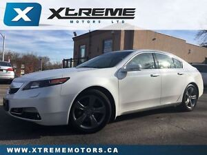 2012 Acura TL PREMIUM PCKG / PADDLE SHIFTERS