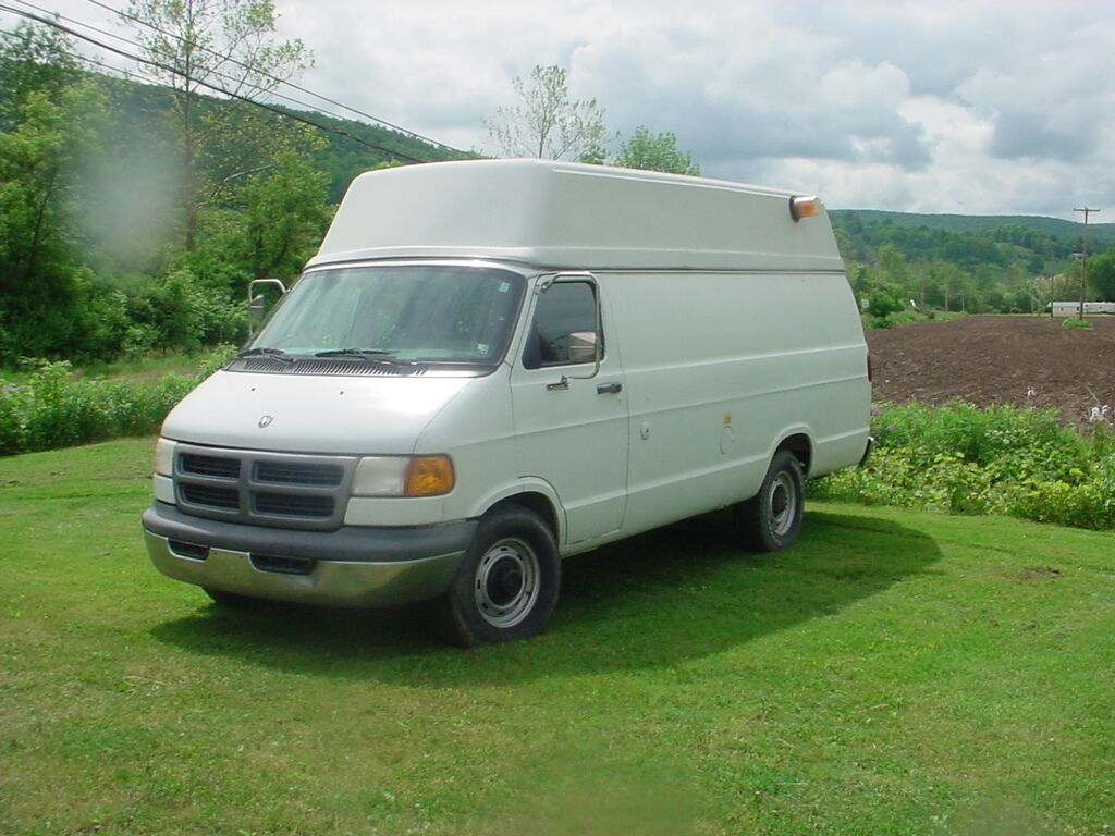 2003 dodge 3500 utility conversion work van used dodge ram van for sale in lawrenceville. Black Bedroom Furniture Sets. Home Design Ideas