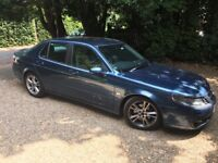 Saab 9-5 2.3 HOT Aero, FSH, 1 driver, excellent condition