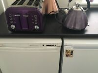 Murphy Richards Toaster and kettle