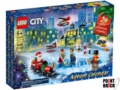 LEGO 60303 CITY Calendario dell'Avvento 2021