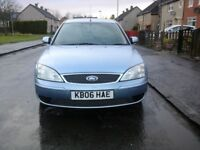 SALE SALE VERY LOW MILES FORD MONDEO TDCI