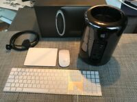 APPLE MAC PRO (Late 2013) BUNDLE RRP £5136 Magic Mouse 2, Magic Trackpad 2, Magic Keyboard + Box