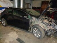 Vauxhall Astra 1.4 GTC Breaking all parts
