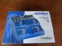 DigiTech JamMan - Looper/Phase Sampler