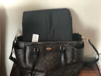 The Coach F35414 Baby Diaper Bag