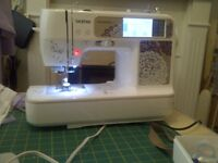 brother innov-is 955 embroidery sewing machine,