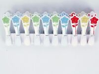 Clothes Pegs Made of Plastic - WHOLESALE