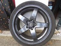 """18"""" alloys (set of 4) in need of refurb"""