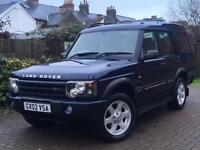 LAND ROVER DISCOVERY TD5 (GS) 2002 DIESEL