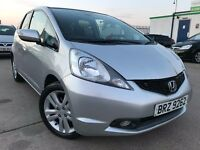 Honda Jazz 1.4 EX 5 Door Automatic - Panoramic Roof - Auto Headlights, Vipers & Electric Mirrors