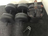 Dumbbells and more for sale!!