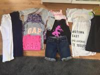 Girls bundle age 12 river island, newlook, gap - great condition