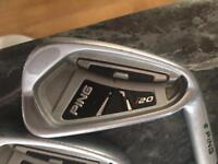 Ping i20 Irons 4-PW