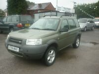 Land Rover Feelander 4x4 11 Months MOT SERVICE HISTORY GOOD CONDITION P/X WELCOME