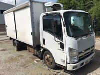 ISUZU GRAFTER FRIDGE 2010REG, FOR SALE