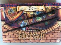 Harry Potter Cluedo board game and two wands collection only