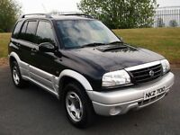 2005 SUZUKI GRAND VITARA 2.0TD 4X4 TIDY JEEP LIKE RAV4 FREELANDER XTRAIL TERIOS SX4