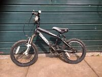 """Kids bike bicycle - 16"""" wheels - excellent condition"""