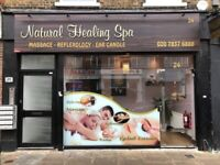 Lovely Chinese Massage Shop in Baron Street, Angel