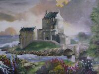 Ravensburger 1000 Piece Mystic Lights Jigsaw - Mystic Castle