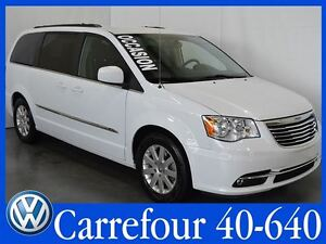 2016 Chrysler Town & Country Touring 2 DVD+Camera de Recul