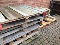 Pallets, free to good home 3 left!
