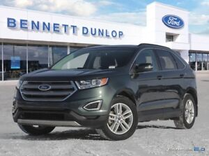 2015 Ford Edge SEL-HEATED LEATHER SEATS