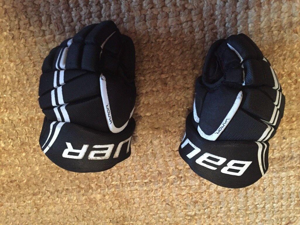 Bauer Junior Ice Hockey Gloves