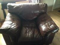 3, 2 and 1 Couches plus footstool