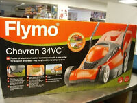 Flymo Chevron 34VC Brand New Boxed Never Used For Sale