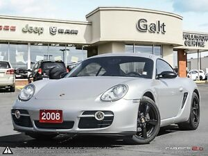 2008 Porsche Cayman Base Cambridge Kitchener Area image 1