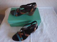 Brand new Clarks sandals