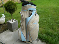 Ladies Callaway Golf Cart Trolley Bag