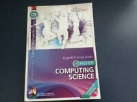 Cfe Study Guide - Higher Computing Science