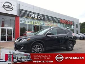2016 Nissan Rogue SL AWD-1.9% Avail,LEATHER,NAVI!20 To Choose Fr