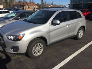 2013 Mitsubishi RVR SE 4x4, One Owner, Bal of 10 Year Warranty!