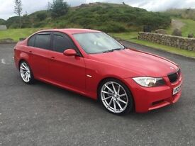 2008 Bmw 325D M sport....Finance Available